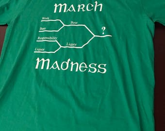 St. Patrick's March Madness T-Shirt