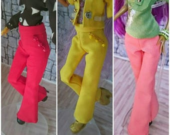 Monster high bright trousers clothes