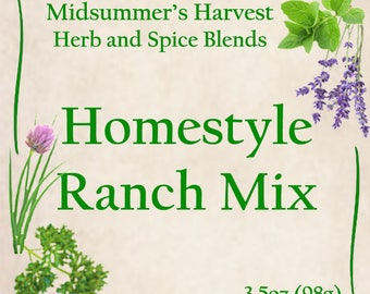 Homestyle Ranch Mix