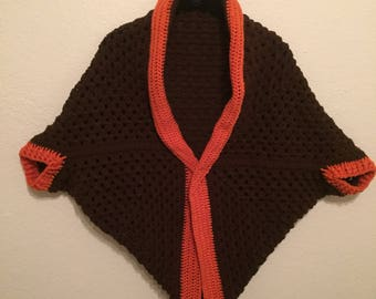 Fall Cocoon Sweater