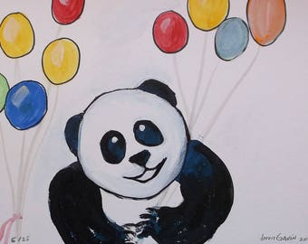 Happy Panda series - Birthday