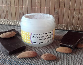 Yummy cream for normal skin cocoa butter