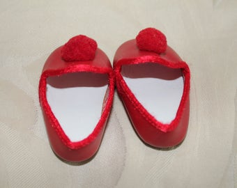 Red American Girl Shoes