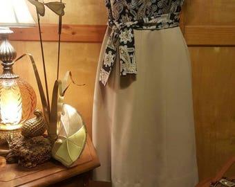 Vintage 60's Business Wear Dress
