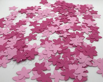 Small Cherry Blossom Confetti
