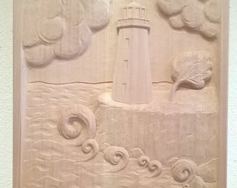 "Relief ""Lighthouse / Lighthouse"""