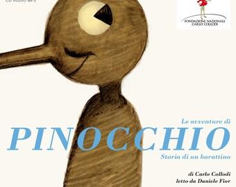 The adventures of Pinocchio, by Carlo Collodi
