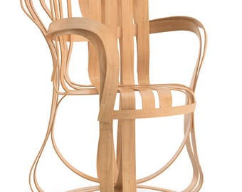 Cross Check™ Chairs by Frank Gehry