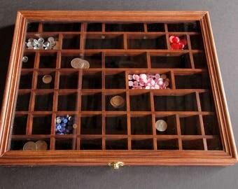 large shadow box tray