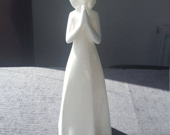 Roual Doulton 'God Bless You' figure HN3400 1992