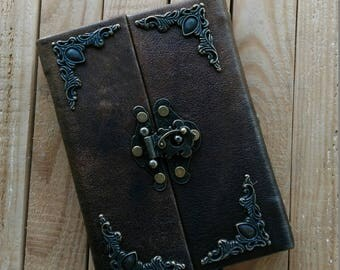 Book of Secrets. Handmade