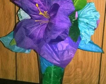 Large Flower Pen Bouquet's