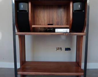 Media Shelf for BOSE 161 speakerss