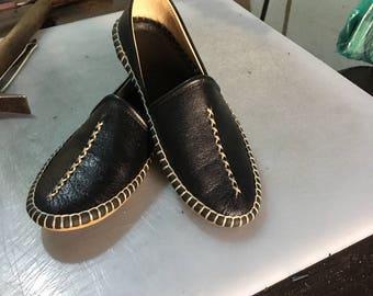 Leather yemeni