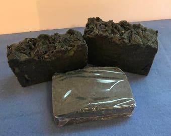 Shea Butter Black Soap (100% Vegan)
