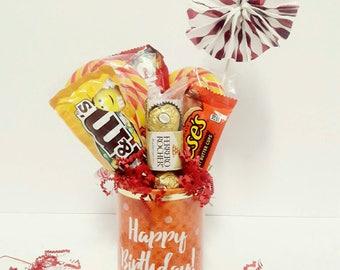 Sweet happy birthday gift