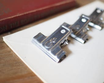 Port land Clip _Retro Aluminum Clip