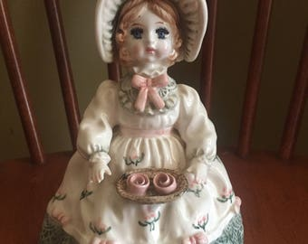 Lefton China #03247 Abigail Lady