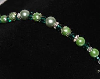 Green Elegant Bracelet