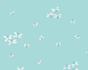 Firefly Jar Soft Cotton Fabric - Curiosities Collection  - Art Gallery Fabrics
