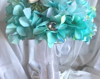 Aqua Beach Bouquet