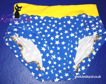 Ultimate Pants - Stylish, Comfortable, Custom-made Women's Knickers