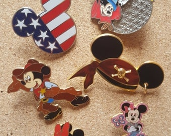 Disney Mickey and Minnie Pack
