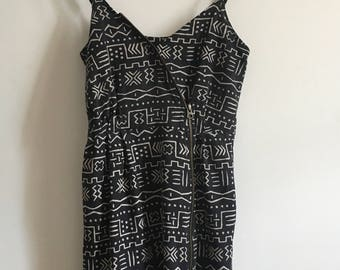 Brand New Dolce Vita Summer Dress in Geometric Print