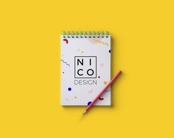Minimalist Logo design, Premade logo, Minimal branding, Premade logo, watermarks, minimalist logo design, Modern Minimal Logo, Logo Kit