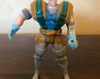 Cable - Marvel X-Men X Men Action Figure Toy Biz 1992