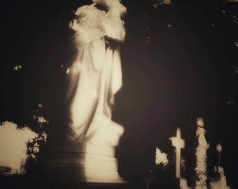 Friedhof, III