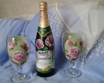 Goblet and NA Wine Set