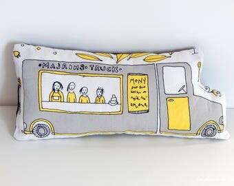 cushion food truck