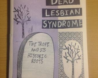 "Zine: ""Dead Lesbian Syndrome"""
