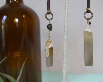 assemetric quartz stirrup