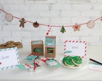 Cookie Exchange Kit
