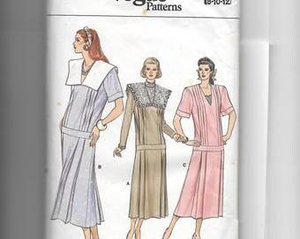 Vogue Misses' Dress Pattern 8-10-12