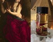 MAGDALENE Oil spikenard and rose fragrance blend with rose, myrhh, and spikenard in 1.5 dram bottle