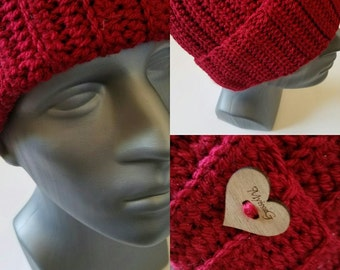 Ribbed Winter hat