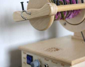 Firefly SpinOlution Electric Spinning Wheel- Choose Your Size- Free Shipping in the US