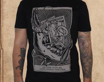 the Gunslinger - Dark Tower - Stephen King - discharge ink