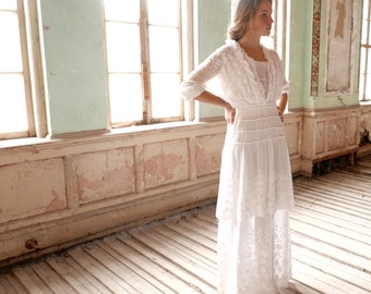 Edwardian Gown XS