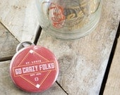 STL Cardinals 2.25 Beer Opener / For The Home / Accessories
