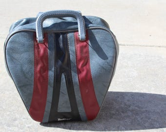 VINTAGE BRUNSWICK brand bowling bag