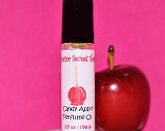 Candy Apple Perfume Oil Roll-On