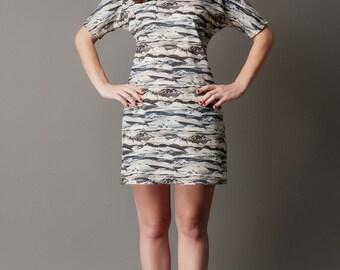 Deer & Doe Sewing PATTERN - Arum Dress - Sizes 34 - 46