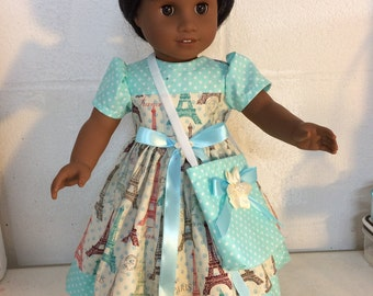"Doll clothes for the 18"" doll like theAmerican girl"