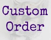 Custom Order for Hellcharm