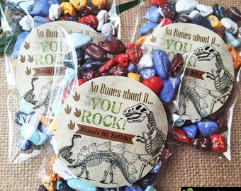 Dinosaur Dig Stickers,Dino Dig,Dinosaur Dig Birthday party,Dinosaur Fossils, Dinosaur Excavation, favor labels, gift stickers, party favors
