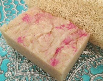 Goat milk soap Japanese Cherry Blossom